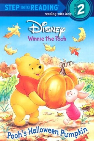 9780736421607: Pooh's Halloween Pumpkin (Step into Reading)