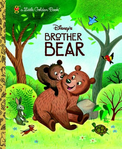 Brother Bear (Little Golden Books (Random House))