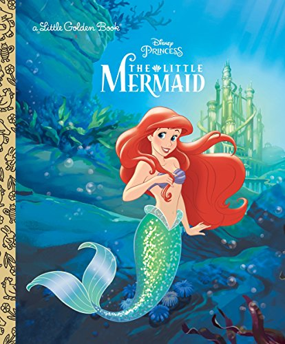 9780736421775: The Little Mermaid (Disney Princess) (Little Golden Book)