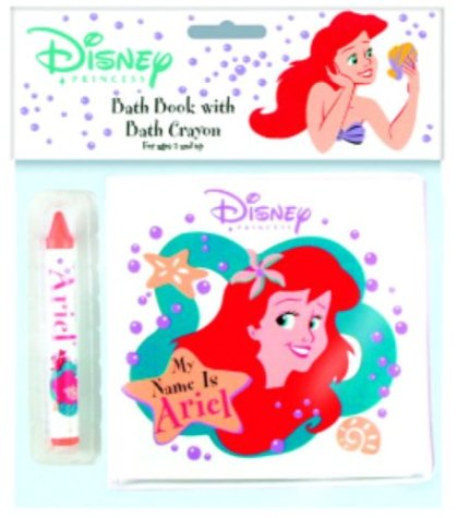 9780736421942: My Name Is Ariel! (Bath Book)