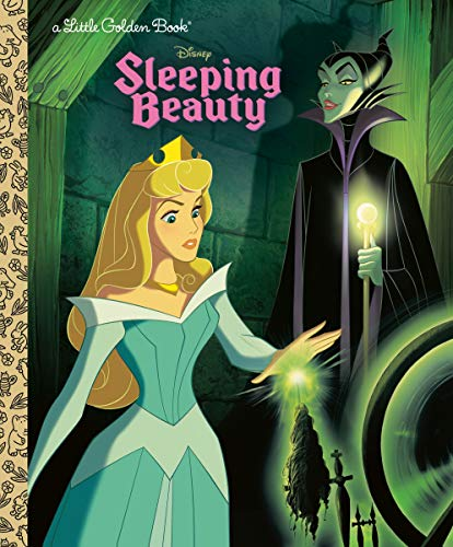 9780736421980: Sleeping Beauty (Disney Princess) (Little Golden Books)