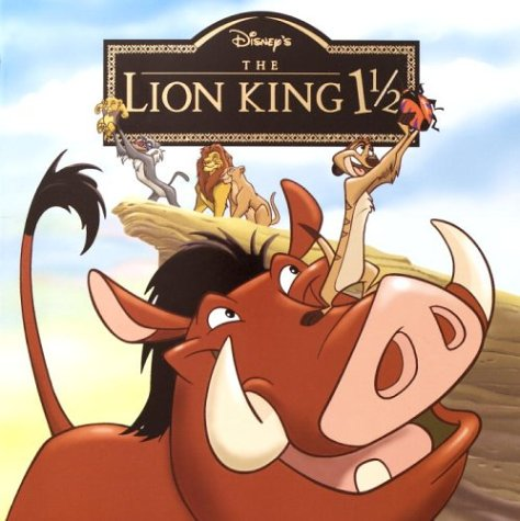 Lion King 1 1/2 (Pictureback(R)): RH Disney; Berrios, Frank
