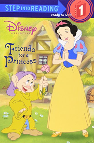 9780736422086: Friends for a Princess (STEP INTO READING STEP 1)