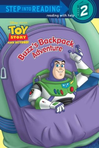 9780736422093: Buzz's Backpack Adventure (Step into Reading)
