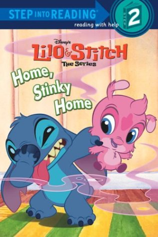 Home, Stinky Home (Lilo & Stitch) (Step into Reading, Level 2)
