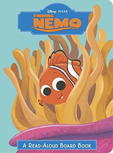 Finding Nemo (Disney/Pixar Finding Nemo) (Read-Aloud Board Book)