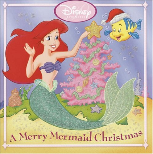 9780736422680: A Merry Mermaid Christmas (Pictureback(R))