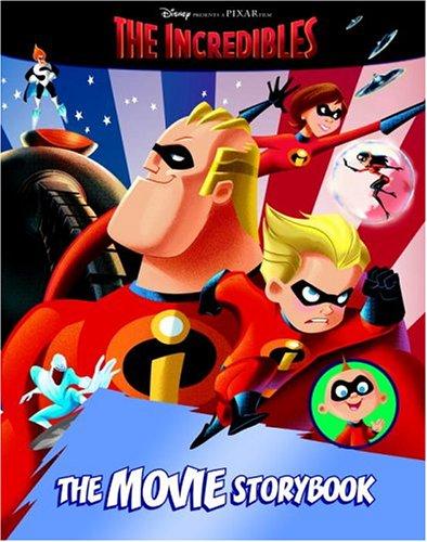 9780736422697: The Incredibles Movie Storybook
