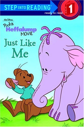9780736422888: Just Like Me (Step into Reading)