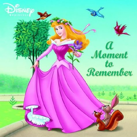 9780736422895: A Moment to Remember (Pictureback(R))