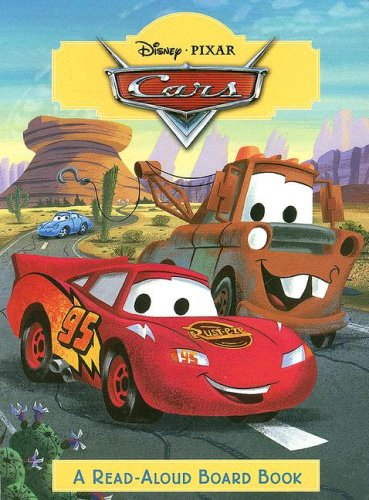 9780736422932: Cars (Disney/Pixar Cars) (Read-Aloud Board Book)