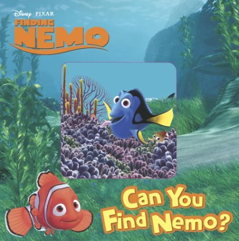 9780736422970: Can You Find Nemo?