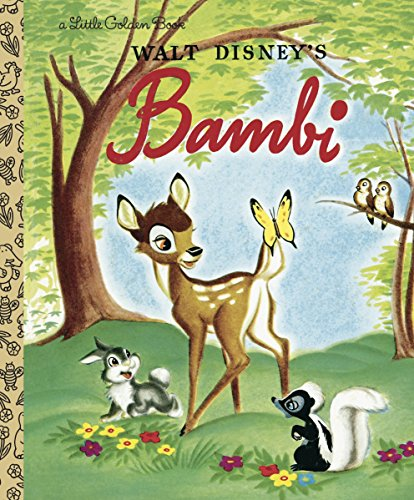 9780736423083: Bambi (Disney Bambi) (Little Golden Book)