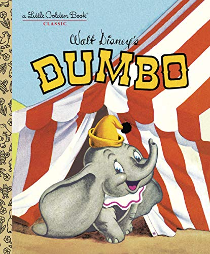 9780736423090: Dumbo (Disney Classic) (Little Golden Book)