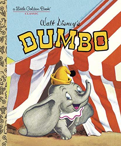 Dumbo (Disney Classic) (Little Golden Book): Disney, RH