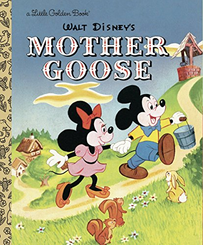 9780736423106: Walt Disney's Mother Goose