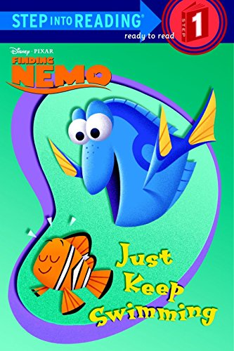 9780736423199: Just Keep Swimming (Step-into-Reading, Step 1)