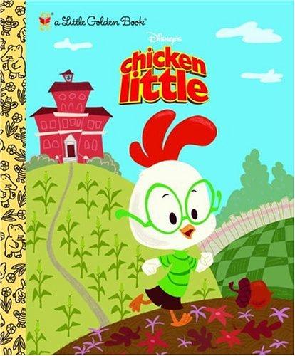 9780736423335: Chicken Little (Little Golden Book)