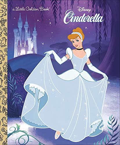 9780736423625: Walt Disney's Cinderella (a Little Golden Book)