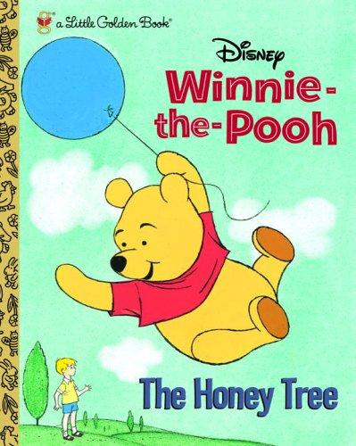 The Honey Tree (Little Golden Book): A.A. Milne