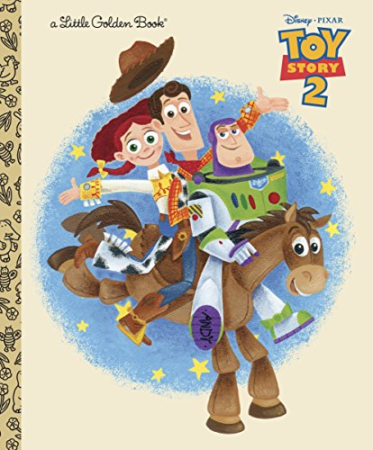 cover of the book, Toy Story 2.