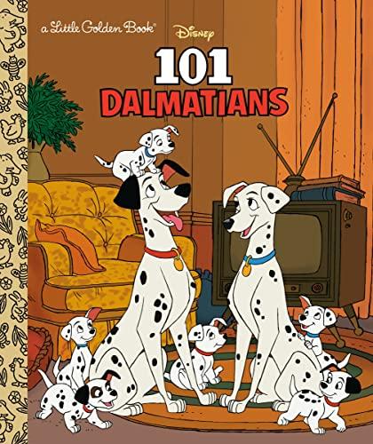 9780736424202: 101 Dalmatians (Little Golden Books)