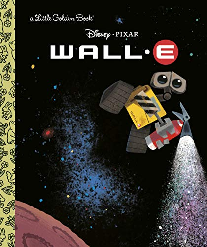 9780736424226: Wall-E (Little Golden Books)