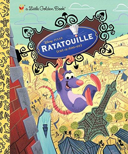 9780736424233: Ratatouille (Little Golden Books)