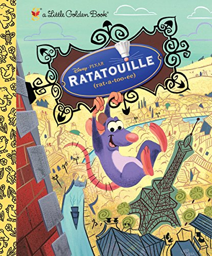 9780736424233: Ratatouille (Disney/Pixar Ratatouille) (Little Golden Books)