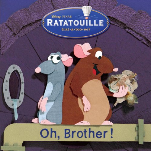 9780736424325: Oh, Brother! (Pictureback) (Ratatouille movie tie in)