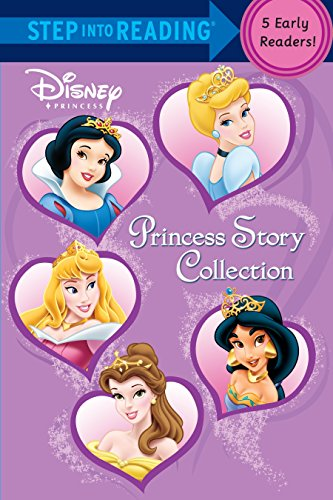 9780736424868: Princess Story Collection (Step into Reading)