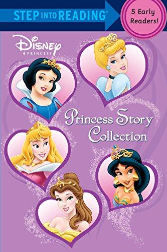 9780736424868: Princess Story Collection (Disney Princess) (Step into Reading)