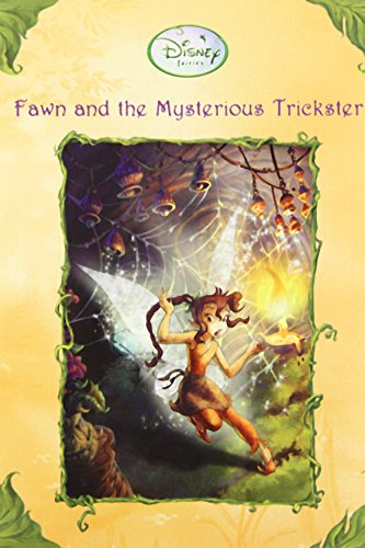 9780736425070: Fawn and the Mysterious Trickster (Disney Fairies) (A Stepping Stone Book(TM))