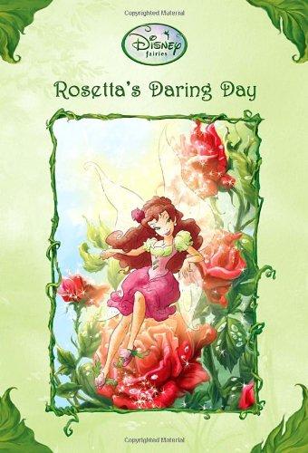 9780736425094: Rosetta's Daring Day (Disney Fairies) (A Stepping Stone Book(TM))