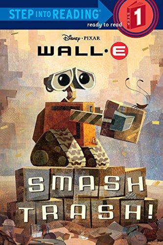 9780736425155: Smash Trash! (Step Into Reading. Step 1)