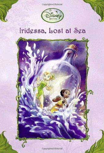 9780736425520: Iridessa, Lost at Sea (Disney Fairies) (Stepping Stone Book)