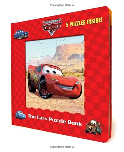 9780736425681: The Cars Puzzle Book