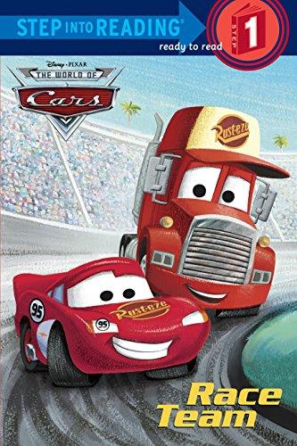 9780736425711: Race Team (Disney/Pixar Cars) (Step into Reading)