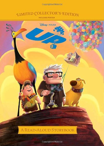 9780736425728: Up [With Poster] (Disney Read-Aloud Storybook)