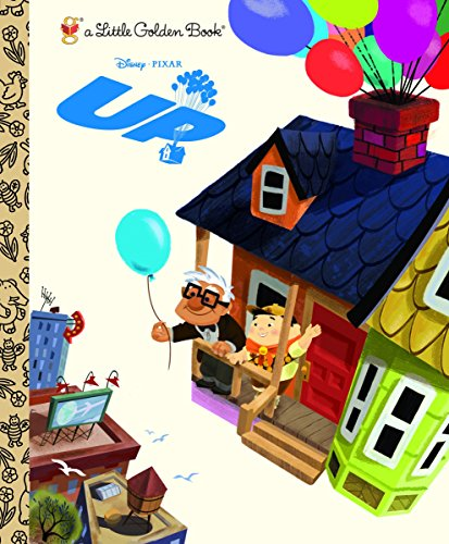 9780736425810: Up (Disney/Pixar Up) (Little Golden Book)