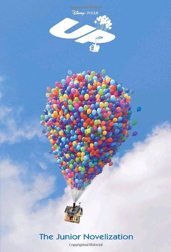 9780736425841: Up: The Junior Novelization
