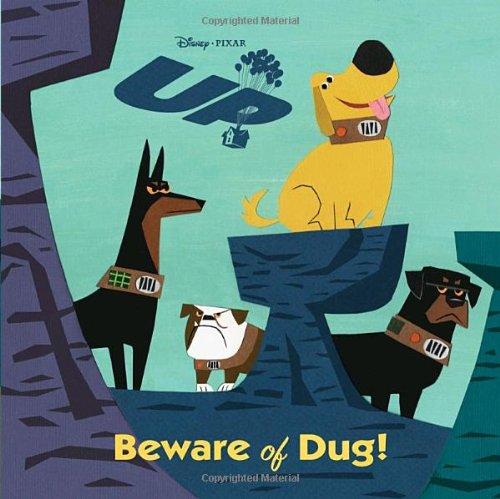 9780736425858: Beware of Dug! (Pictureback(R)) (UP Movie Tie In)
