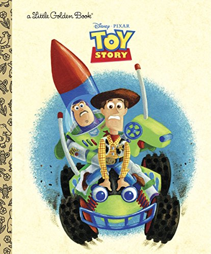 9780736425964: Toy Story (Little Golden Books)