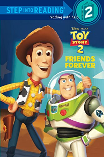 9780736425971: Friends Forever (Disney/Pixar Toy Story) (Step into Reading)