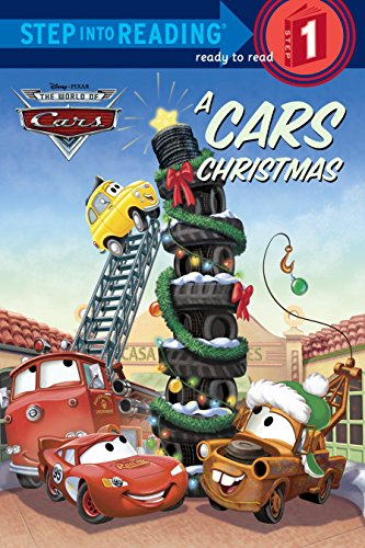 9780736426114: A Cars Christmas (Step into Reading)