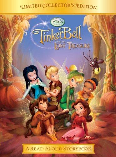 Tinker Bell and the Lost Treasure (Disney: Disney, RH