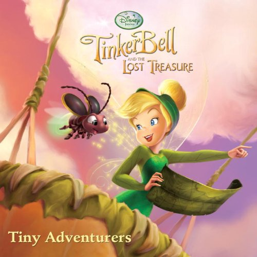 Tiny Adventurers (Tinker Bell and the Lost: Disney, RH