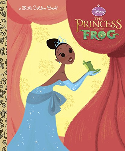 9780736426282: The Princess and the Frog Little Golden Book (Disney Princess and the Frog) (Little Golden Books (Random House))