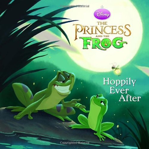 9780736426305: Hoppily Ever After (The Princess and the Frog)