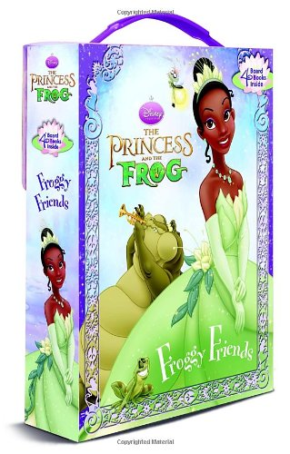 Froggy Friends (Disney Princess and the Frog) (Friendship Box): RH Disney